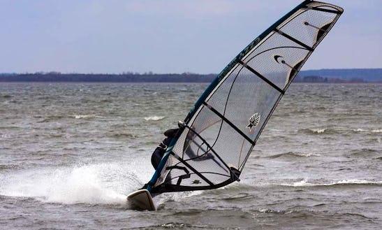 Windsurfing In Nowe Guty