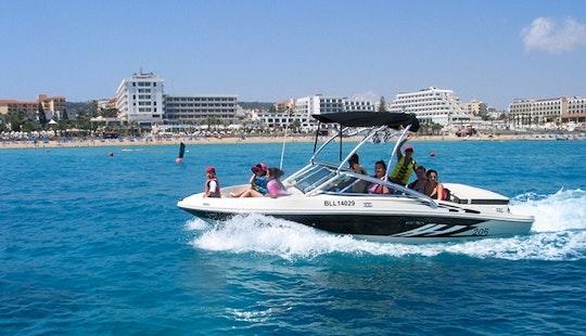 Sea Ray Boat Rental In Pernera