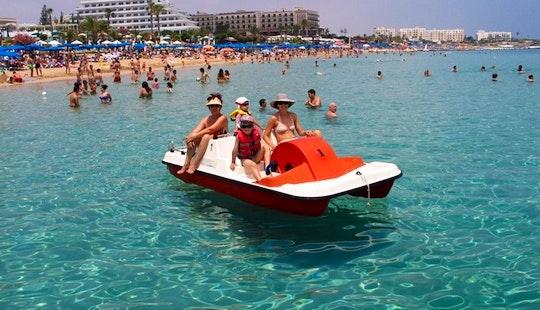 Paddle Boat Rental In Pernera