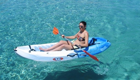 Single Kayak Rental In Pernera