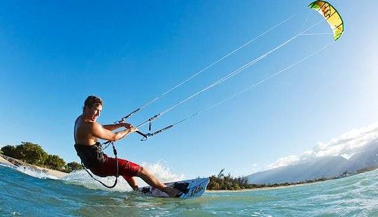 Kiteboarding In Vietnam