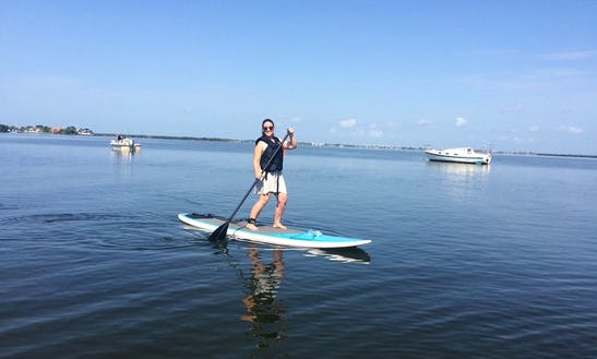 Paddleboard Rental In Cocoa Beach Florida