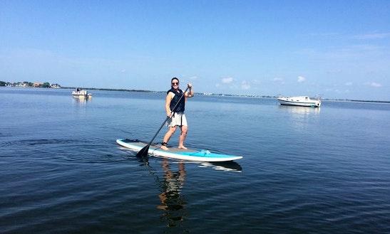 Paddleboard Rental In Cocoa Beach Florida