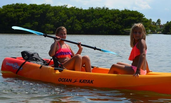 Tandem Kayak Rental In Cocoa Beach Florida