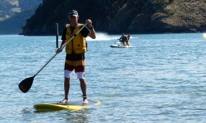 Paddleboard Rental in Akaroa