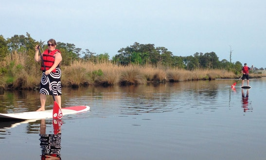 Sup Rental & Tours In Atlantic
