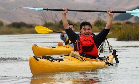 Single Kayak Trips In Riverlands