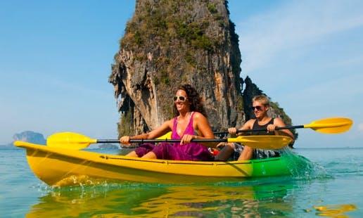 Kayak in Tambon Ko Lanta Noi