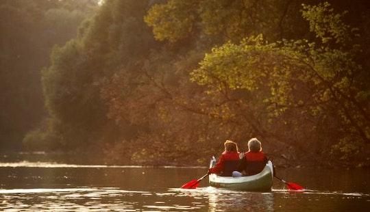 Kayaking In Omiš, Croatia