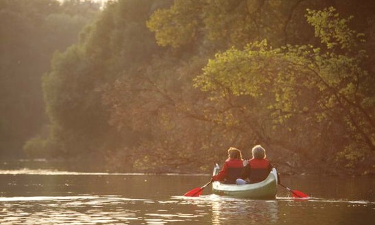 Canoeing In Omiš - Croatia