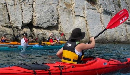 Kayaking In Omiš - Croatia