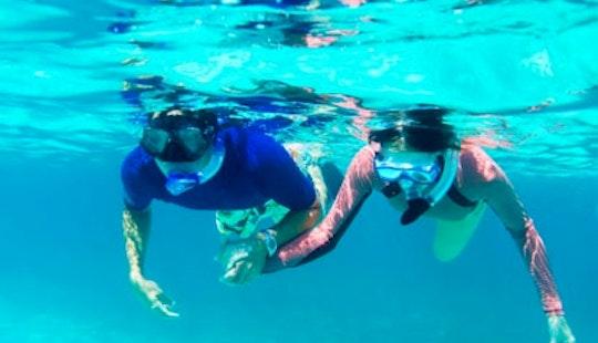 Private Snorkeling Tour In Kecamatan Gianyar, Indonesia With Kadek