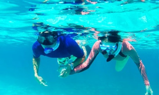 Private Snorkeling Tour In Kecamatan Gianyar, Indonesia With Kadek