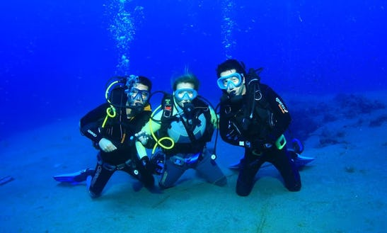 Diving School And Trips In Muğla