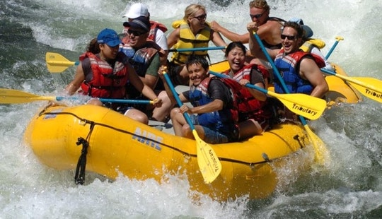 Rafting Trips And School In California