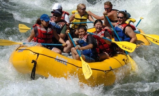 Rafting Trips & School In California