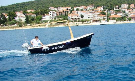 Pasara 4,80 Charter In Trogir