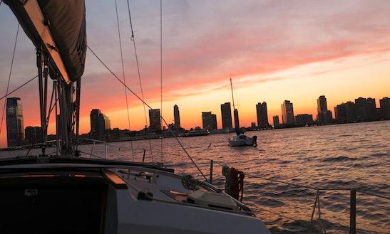 Sail The Hudson River