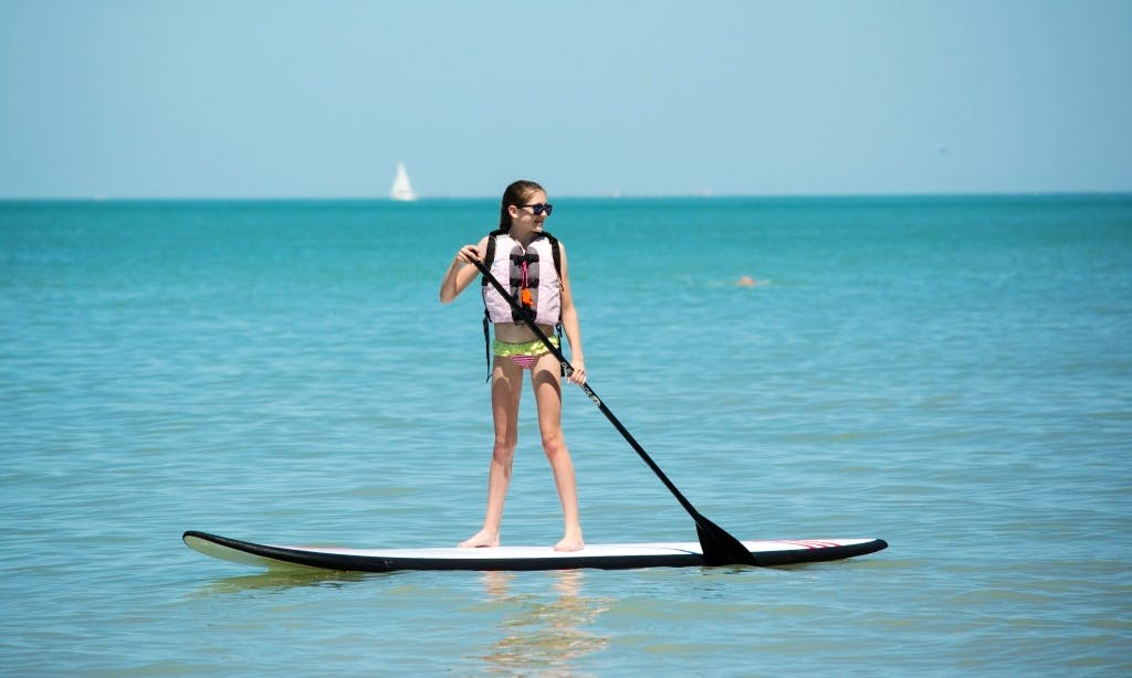 Stand Up Paddle Rental in Fort Myers Beach