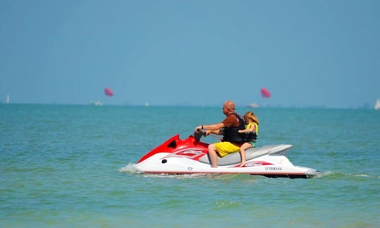 Enjoyable And Safe Ride On A Jet Ski In Fort Myers Beach, Florida