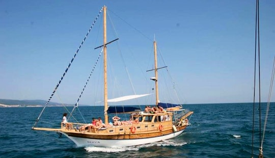 Sail, Swim And Watch The Sunset In Burgas, Bulgaria