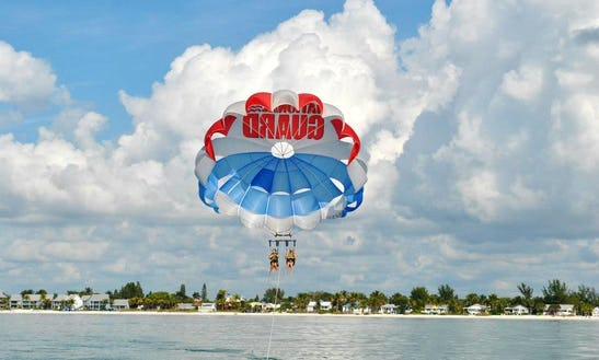 Parasailing In Fort Myers Beach