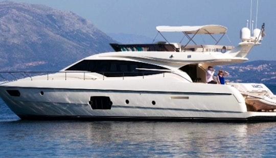 Motor Yacht Rental In Komolac