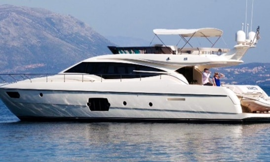 Motor Yacht Rental In Komolac
