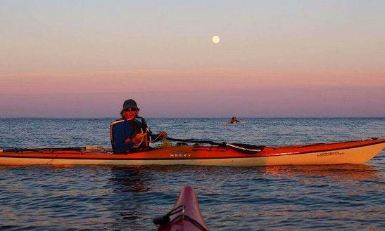 Single Kayak Rental In Saint George, Maine