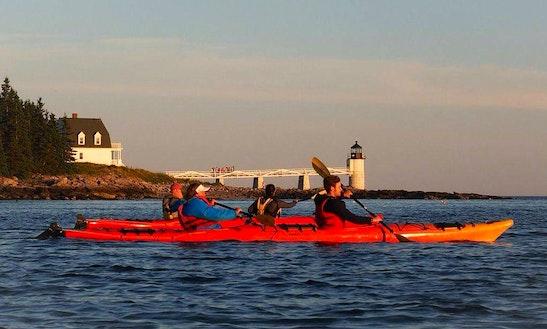 Reserve A Necky Looksha Kayak In Saint George, Maine
