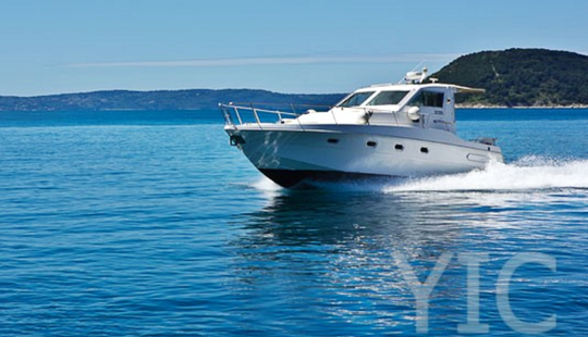 Elan Kim Power 38 Motor Yacht Charter In Split