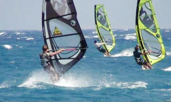 Windsurfing Rental & Lesson In Portsmouth