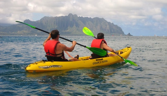 Double Kayak Rental & Lesson In Portsmouth, England