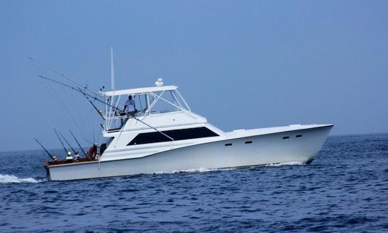 Inboard Propulsion Fishing Charter In Virginia Beach