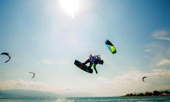 Kiteboard Rental And Lessons In Tp. Phan Thiết