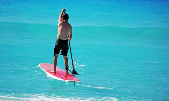 Sup Rental And Lessons In Tp. Phan Thiết