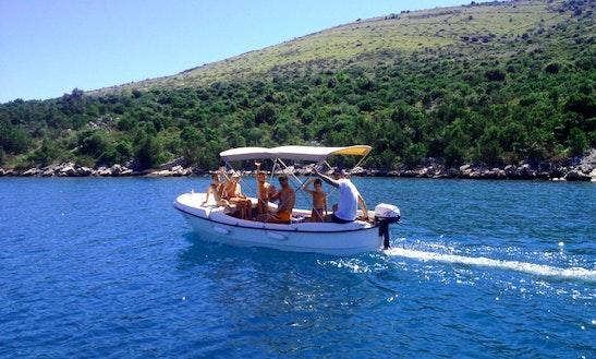 Adria 500 Charter In Trogir