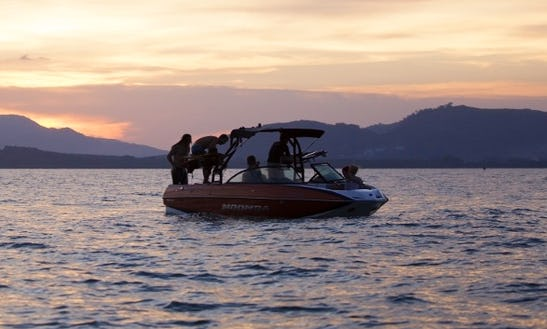 Wake Boat Charter Phuket