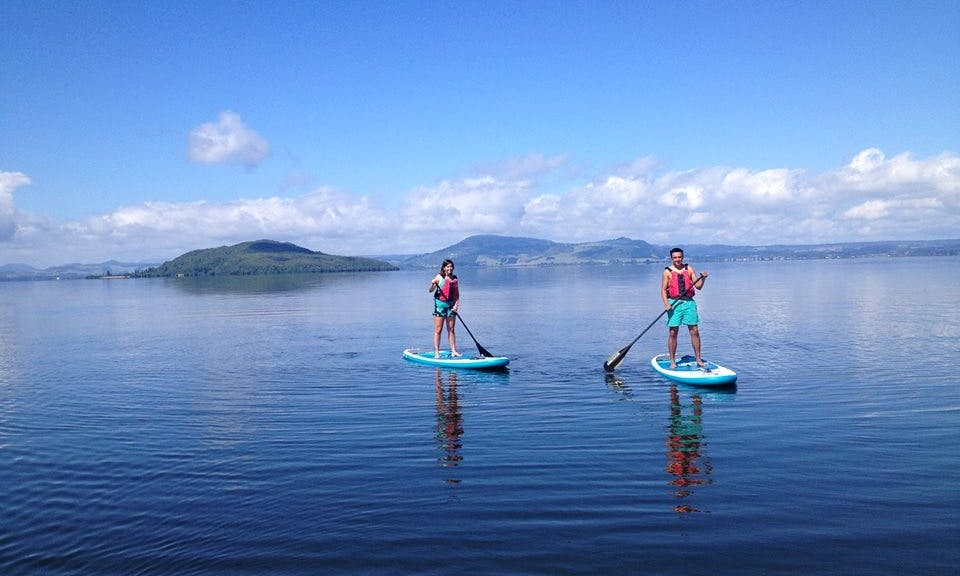 Paddleboard Tours in Okere Falls