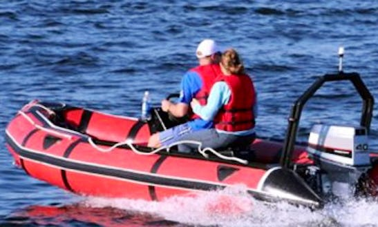 Powerboat Lessons In Portsmouth