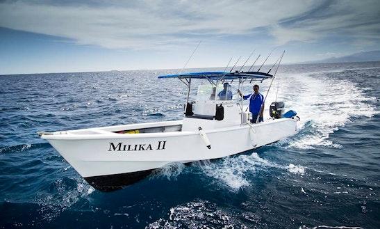 Milika Ii Fishing Charter In Denarau Island