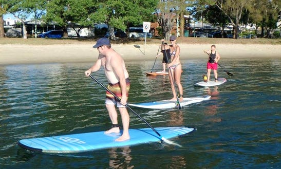 Paddleboard Hire And Lessons In Surfers Paradise