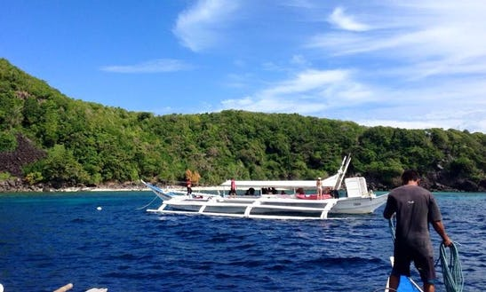 Boat Diving Trips In Dumaguete, Philippines