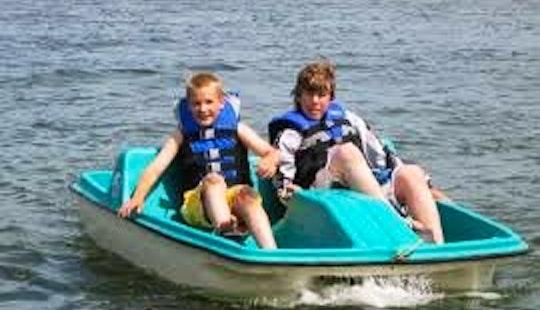 2 Passenger Pedal Boat Rental In Bethel, New York