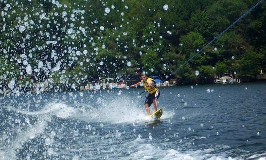 Wakeboarding Rental In Bethel