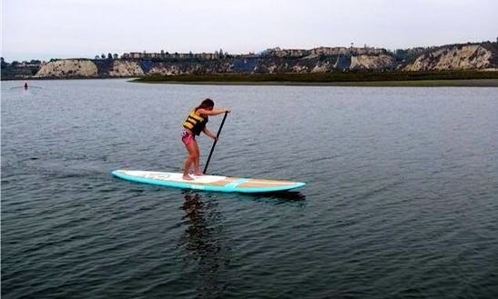 Paddleboard Rental In Laguna Beach