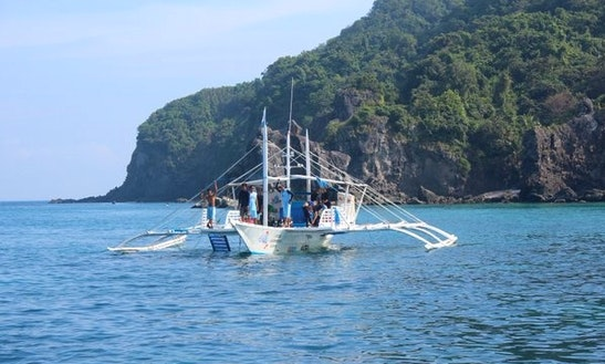 Outrigger Boat Diving Trips & Courses In The Philippines