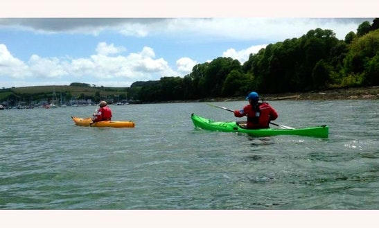 Kayaking Trips In Falmouth