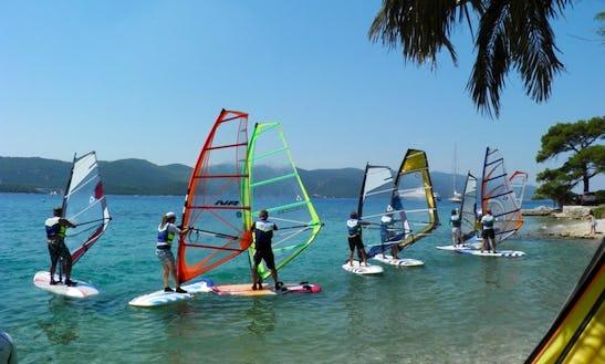 Windsurfing Lessons In Kučište