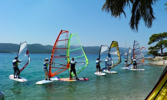 Windsurfing Lessons In Kučište